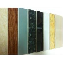 Влагостойкие стеновые панели